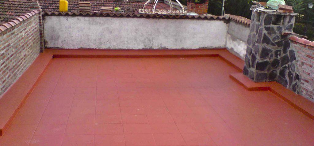impermeabilizar cubiertas tejados
